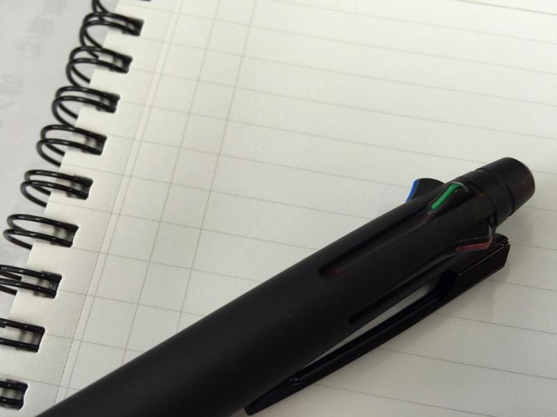 三菱鉛筆 ピュアモルト ジェットストリーム4&1